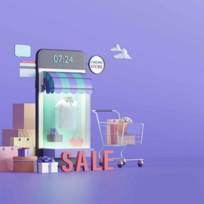 3d-render-online-shopping