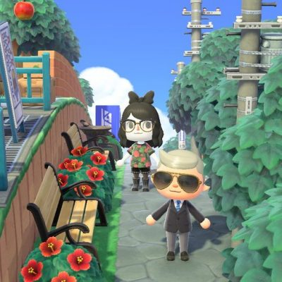 Joe Biden kann auf seiner Animal Crossing-Insel höchstpersönlich angetroffen werden!